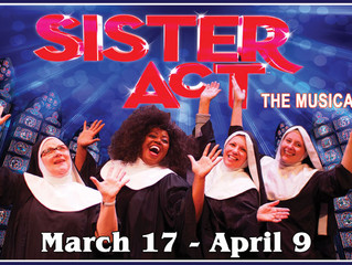 Sister Act at The Company Theatre, MA