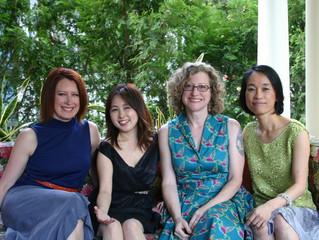 J-Way String Quartet at Stewart's House Concert