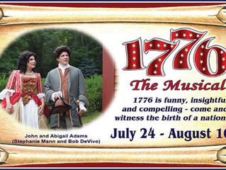 1776 at The Company Theatre, MA