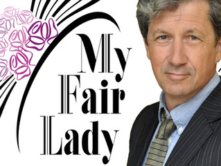 My Fair Lady at Theatre By The Sea, RI