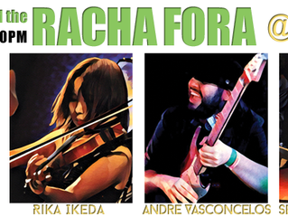 Racha Fora at Sofar Sound NYC