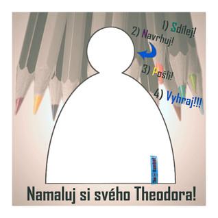 Namaluj si svého Theodora!