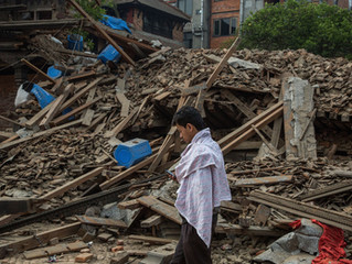 Israel Sends Help, Expertise to Nepal