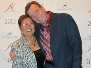 Richard & Suzy Erlich joined Midbar Kodesh Temple when they arrived in Las Vegas from Kotzebue,