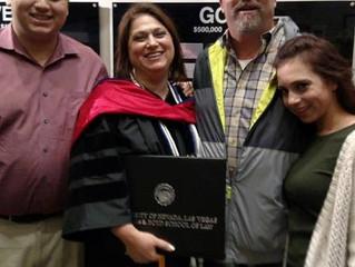 Congratulations Tiffany Welt Doctors!