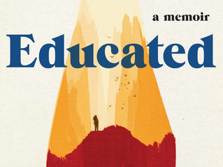"""Ileen Spoor invites you to join her in a book club discussion of """"Educated"""" at Midbar Kode"""