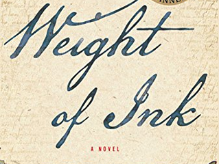 "'Electrifying, ambitious' ""The Weight of Ink"" is next for Book Club at Midbar Kode"