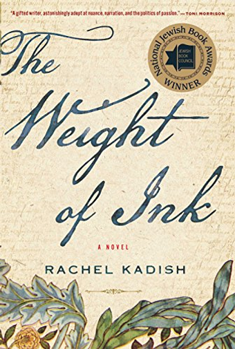 """Electrifying, ambitious' """"The Weight of Ink"""" is next for"""