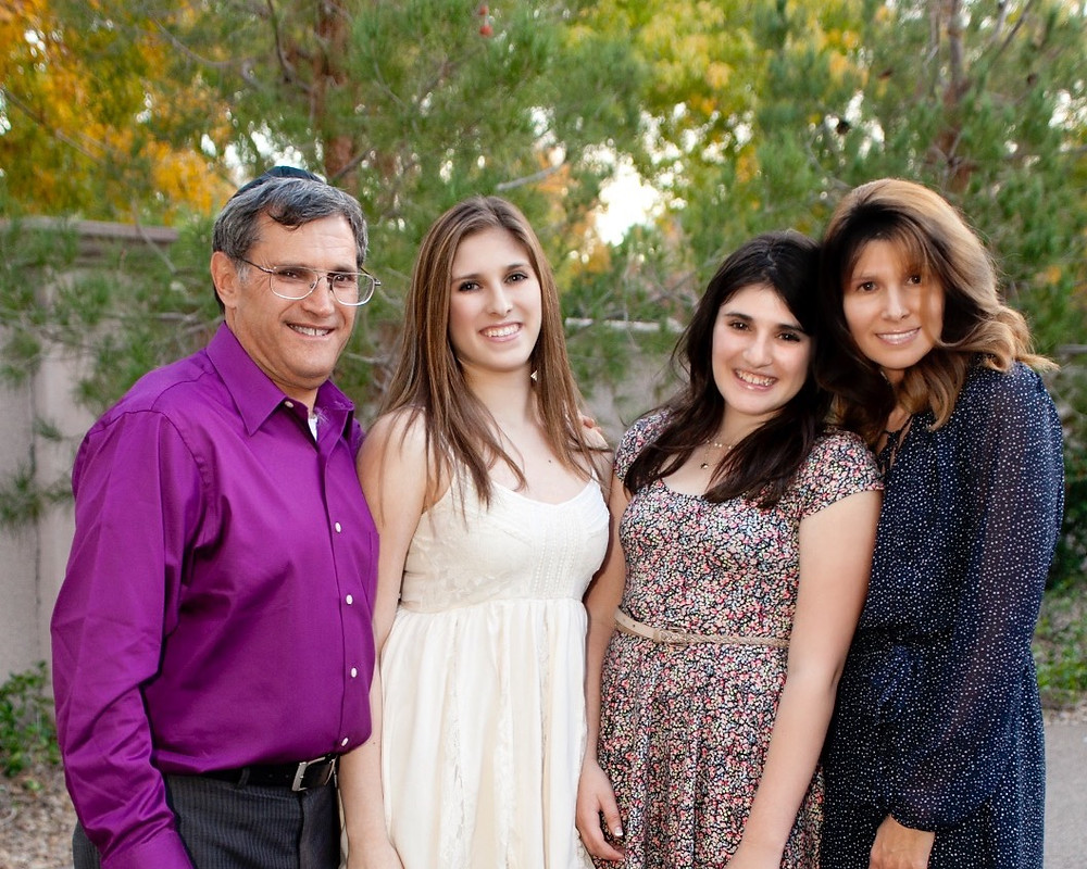 The Goussak Family
