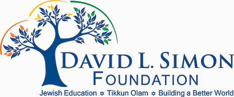 The David L. Simon Foundation Logo