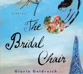"""The Bridal Chair,"" by Gloria Goldreich is next up for Book Club at Midbar Kodesh"