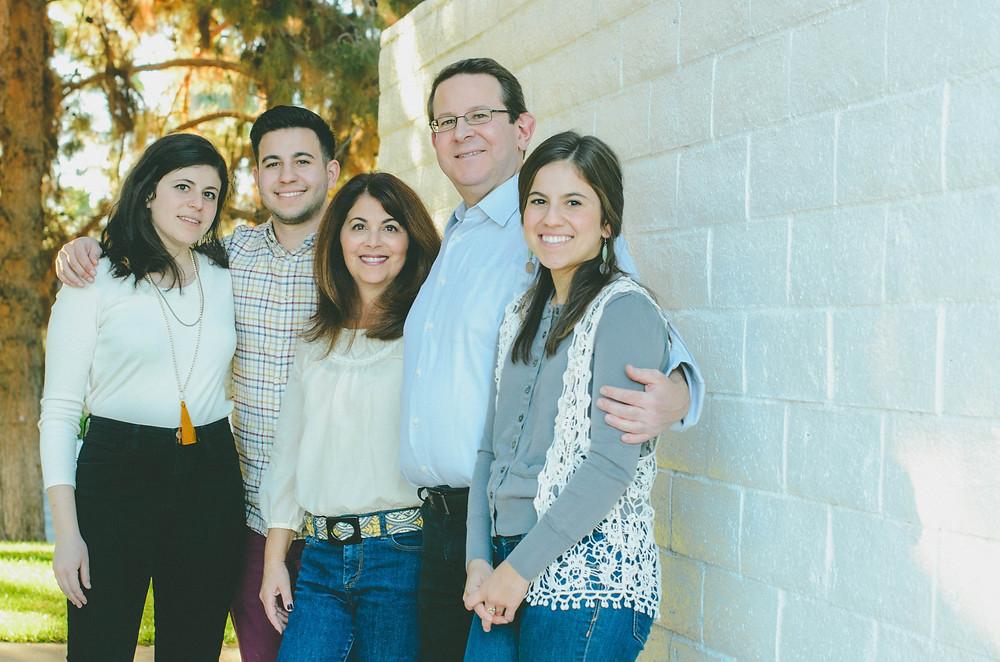 The Wellish Family