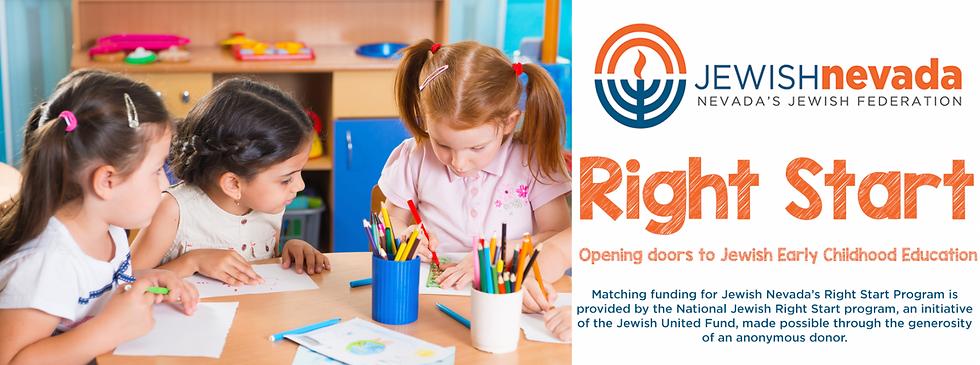 Jewish Nevada Right Start Program For Our Preschool