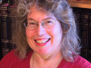 Acclaimed author Maggie Anton to visit Midbar Kodesh Temple in November
