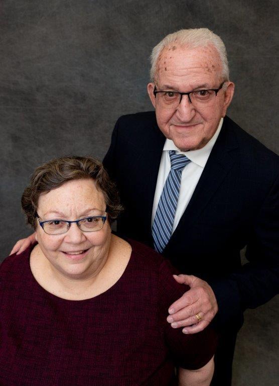 Susan and Chuck Schwartz