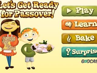 Last Minute Seder Preparations