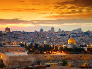 Jerusalem: City of Gold