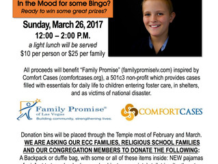 Tobey Brill needs your help for children in foster care
