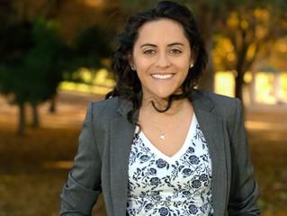 Welcome our newest member: Katrina Sandigo!