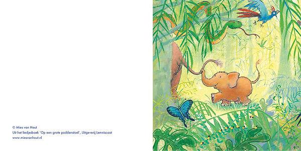 olifant in bos kaartje.jpg