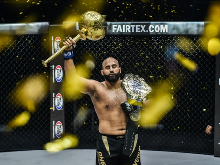 Singh Crowned King: How Arjan Bhullar's Big Win Changes the Face of MMA