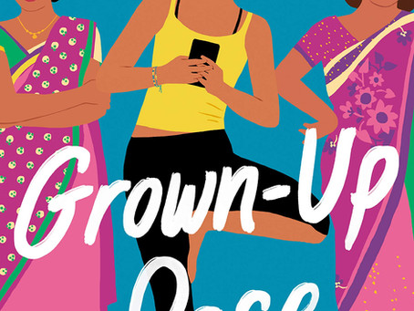 """Rossomalai Reads: """"Grown Up Pose"""" by Sonya Lalli"""