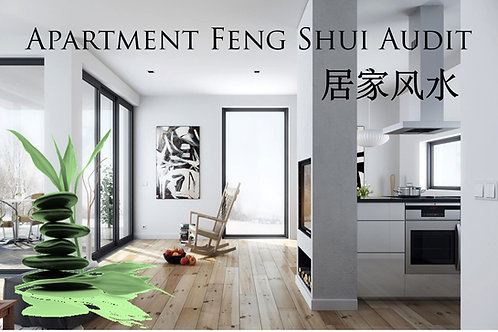Residential Feng Shui Audit