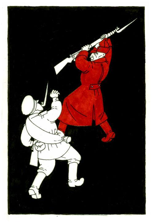 Auspicioous Wedding Red White clashes