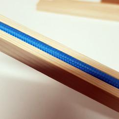wood arm - work in progress