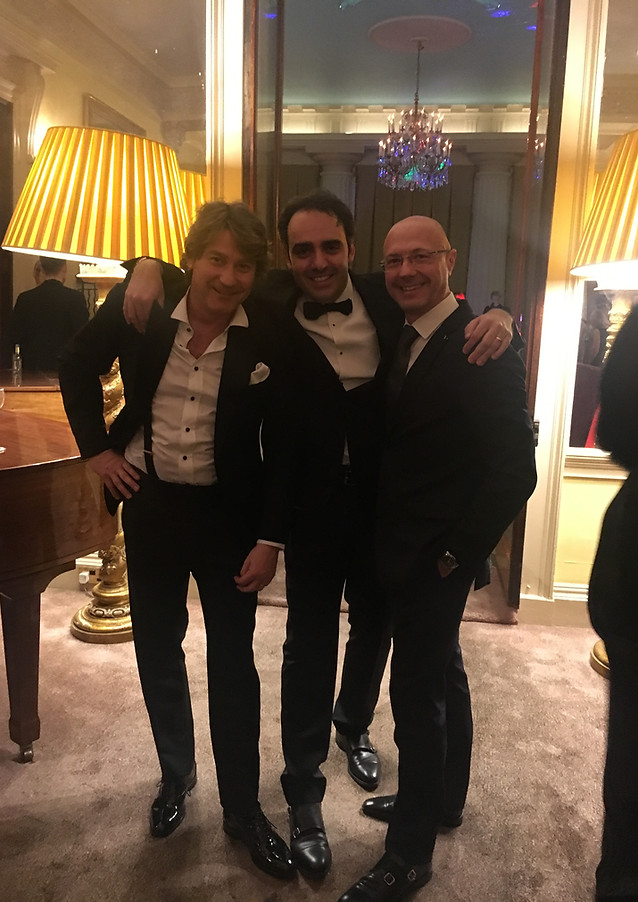 BAAD London Dr. Giovarruscio e Dr. Rao