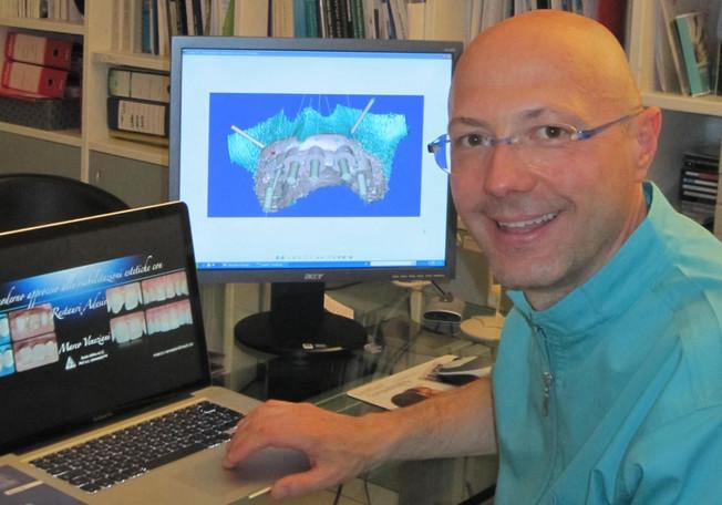 Software per la chirurgia guidata