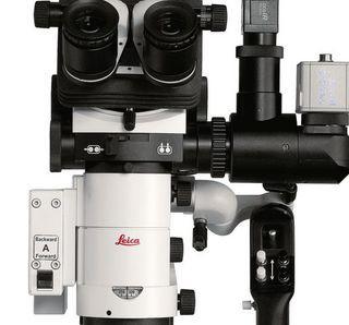Microscopio intreoperatorio