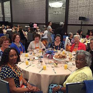 NCCW Convention - Dallas, Texas