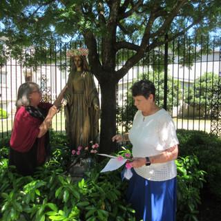 May Crowning - St Jospeh Women's Society