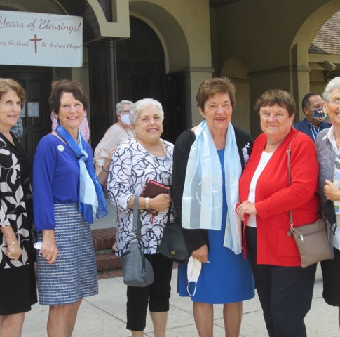 Core Group and our Catholic Woman of the Year