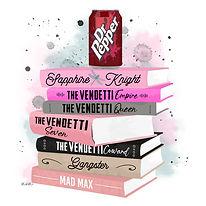 Sapphire Knight - MakeMe Olivia Coffee &