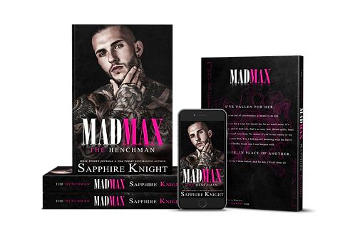 Mad Max Signed Paperback
