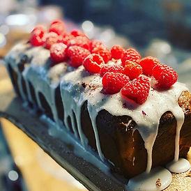 Raspberry Rose cake for ❤️ day  #picnicp