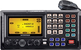 Equipo MF/HF DSC. Simulador GMDSS. Radio Operador náutico