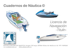 Apuntes Licencia de Navegacion Escuela Balear de Nautica