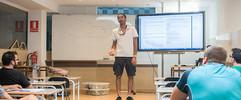 Curso de teoria Escuela Balear de Nautica