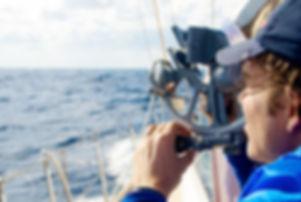 Curso Sextante y Astronomia Escuela Balear Nautica