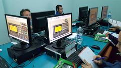 Aula de Radio Comunicaciones Escuela Balear de Nautica