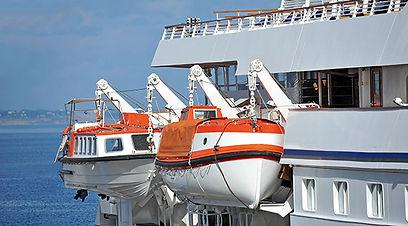 Temario Embarcaciones Supervivencia y Botes de Rescate NO Rápidos