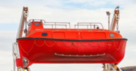 Embarcación Supervivencia y Bote de Rescate NO Rápido