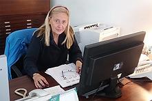 Nuria Castilla directora de la Escuela Balear de Náutica