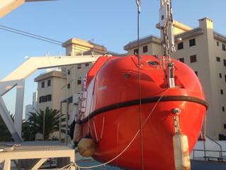 Disponemos de la homologación para impartir el curso de Embarcaciones de Supervivencia y Botes de Re