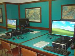 Aula Radio Comunicaciones Escuela Balear de Nautica
