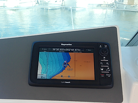 Plotter GPS prácticas Patrón Recreo PER