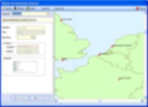 Simulación de estación costera. Simulador GMDSS